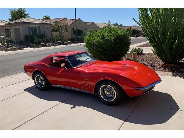 1970 Chevrolet Corvette (CC-1298630) for sale in Scottsdale, Arizona
