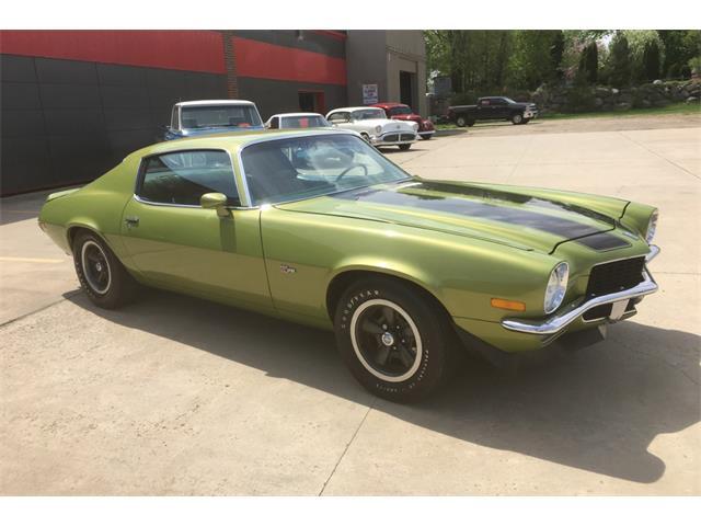 1970 Chevrolet Camaro Z28 (CC-1298662) for sale in Scottsdale, Arizona