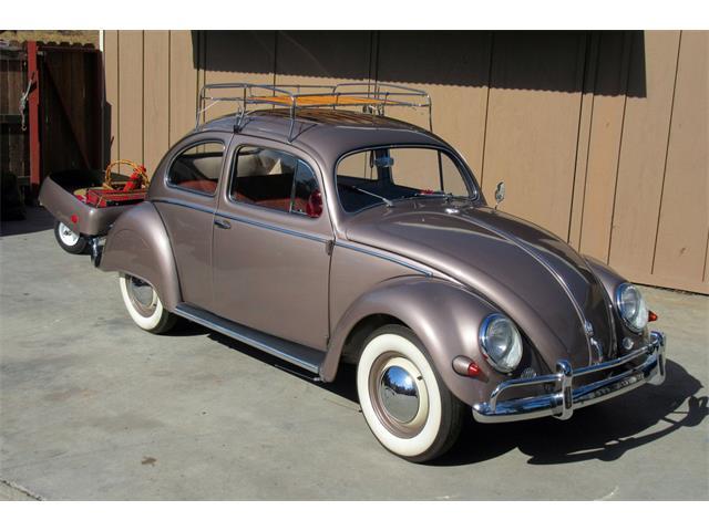 1955 Volkswagen Beetle (CC-1298696) for sale in Scottsdale, Arizona