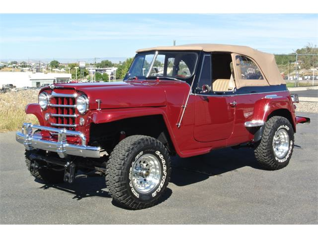1951 Willys Jeepster (CC-1298713) for sale in Scottsdale, Arizona