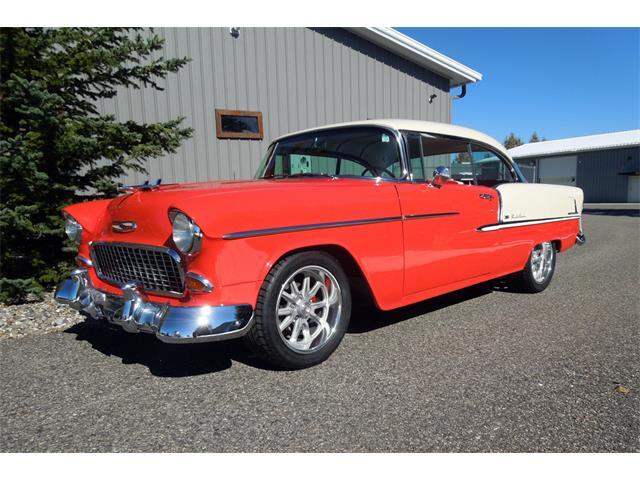 1955 Chevrolet Bel Air (CC-1298716) for sale in Scottsdale, Arizona