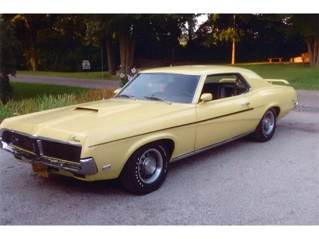 1969 Mercury Cougar (CC-1298734) for sale in Scottsdale, Arizona
