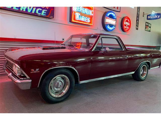 1966 Chevrolet El Camino SS