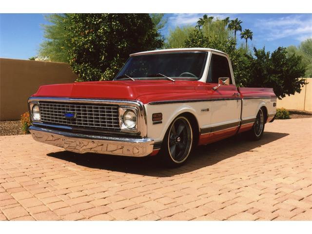 1972 Chevrolet C10 (CC-1298747) for sale in Scottsdale, Arizona