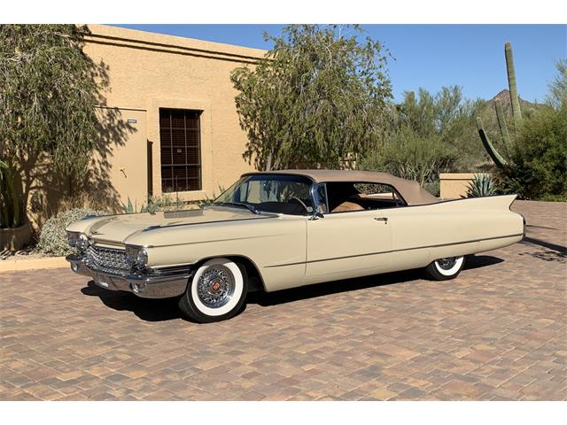 1960 Cadillac Series 62 (CC-1298772) for sale in Scottsdale, Arizona