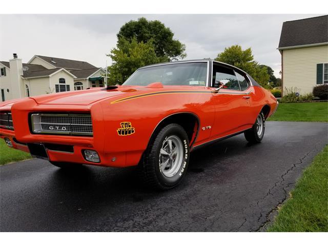 1969 Pontiac GTO (CC-1298781) for sale in Scottsdale, Arizona