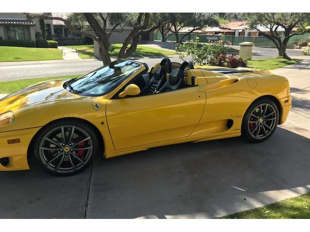 2001 Ferrari 360 F1 Spider (CC-1298795) for sale in Scottsdale, Arizona