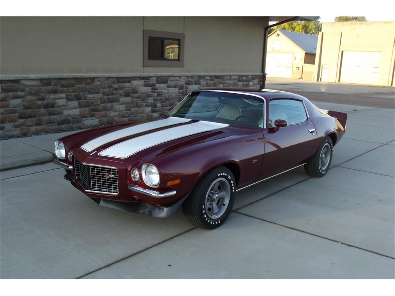 1973 Chevrolet Camaro RS Z28 (CC-1298805) for sale in Scottsdale, Arizona