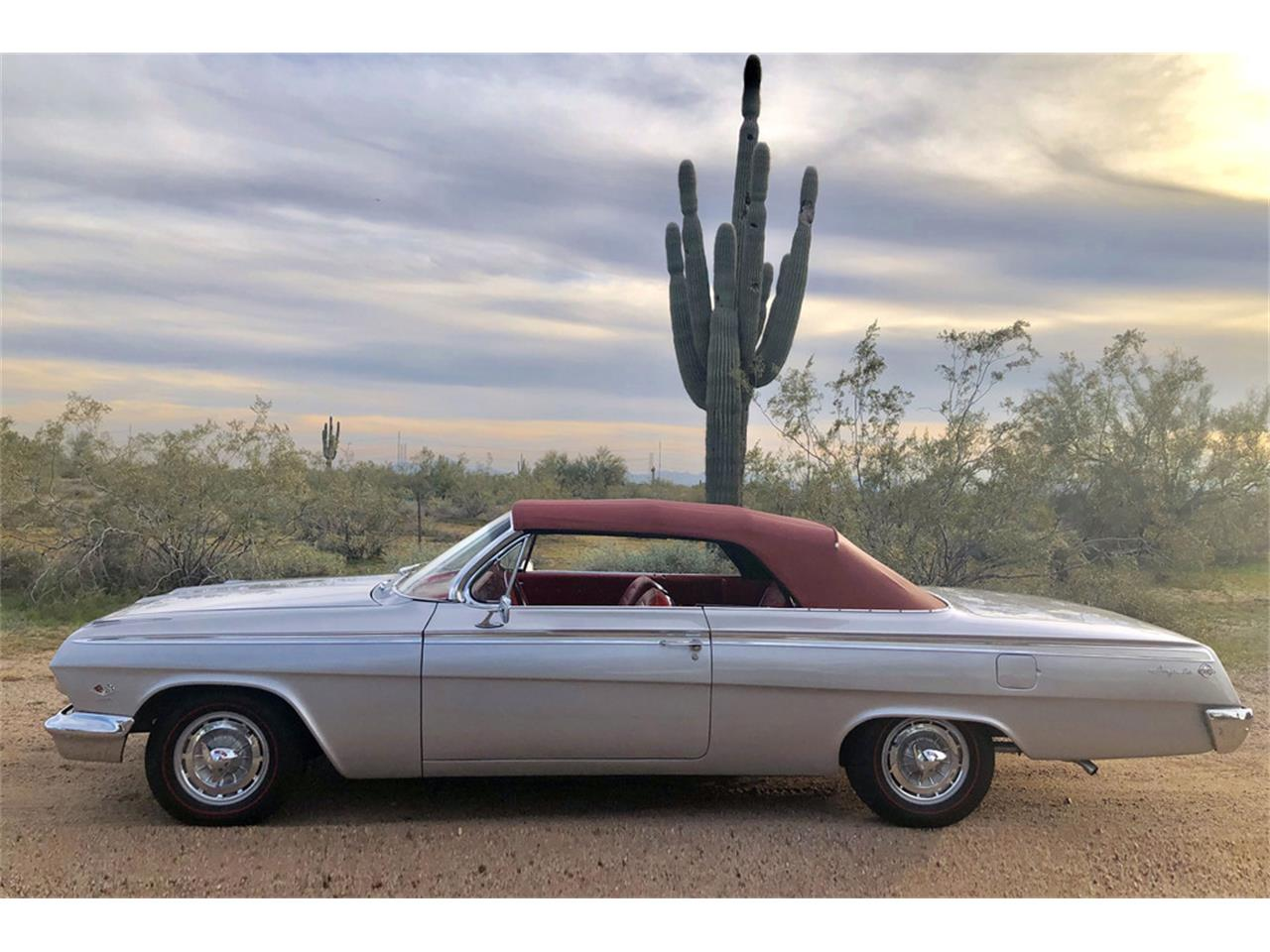 1962 Chevrolet Impala SS (CC-1298870) for sale in Scottsdale, Arizona