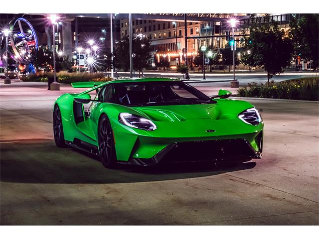 2017 Ford GT (CC-1298974) for sale in Scottsdale, Arizona