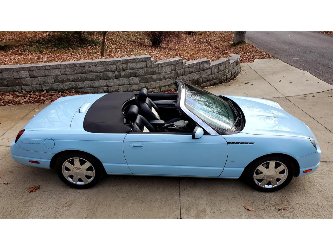 2003 Ford Thunderbird (CC-1298990) for sale in Gurley, Alabama