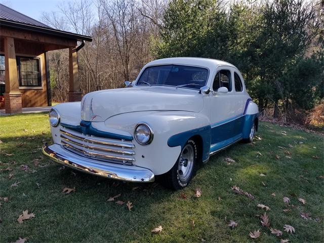 1948 Ford Street Rod