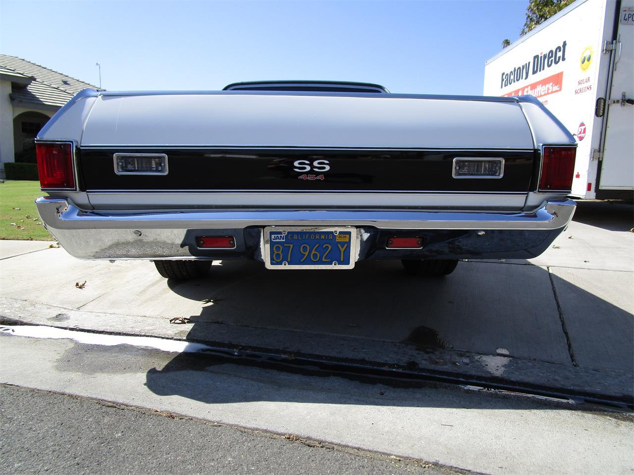 1971 Chevrolet El Camino SS (CC-1299007) for sale in Bakersfield, California