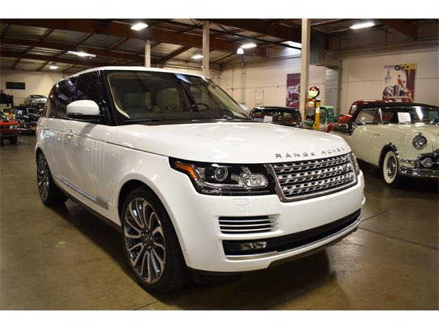 2017 Land Rover Range Rover (CC-1299011) for sale in Costa Mesa, California