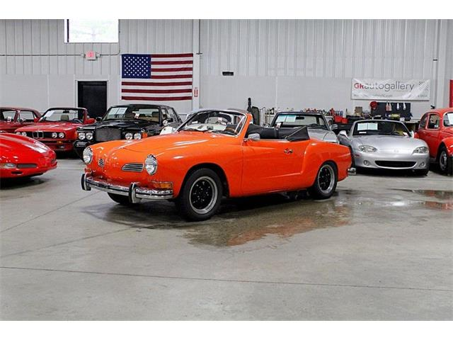 1974 Volkswagen Karmann Ghia (CC-1299017) for sale in Kentwood, Michigan