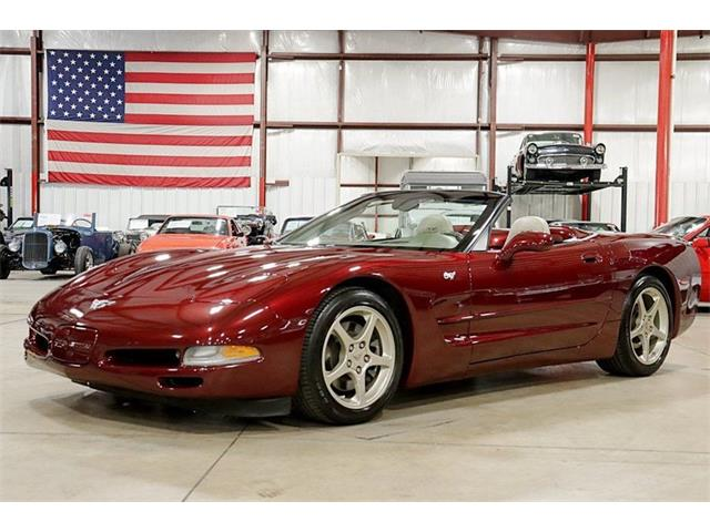 2003 Chevrolet Corvette (CC-1299026) for sale in Kentwood, Michigan