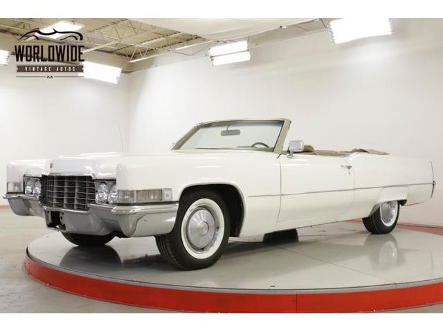1969 Cadillac DeVille (CC-1299039) for sale in Denver , Colorado