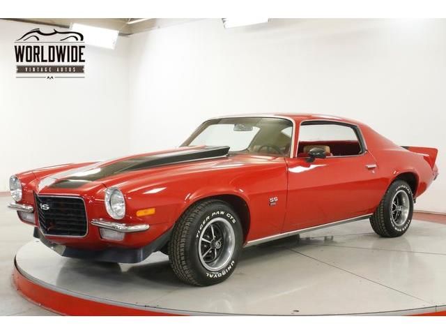 1970 Chevrolet Camaro SS (CC-1299044) for sale in Denver , Colorado