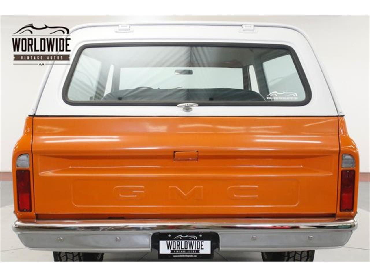 1972 GMC Jimmy (CC-1299045) for sale in Denver , Colorado
