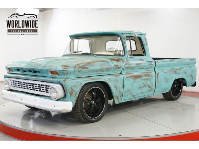 1963 Chevrolet C10 (CC-1299046) for sale in Denver , Colorado
