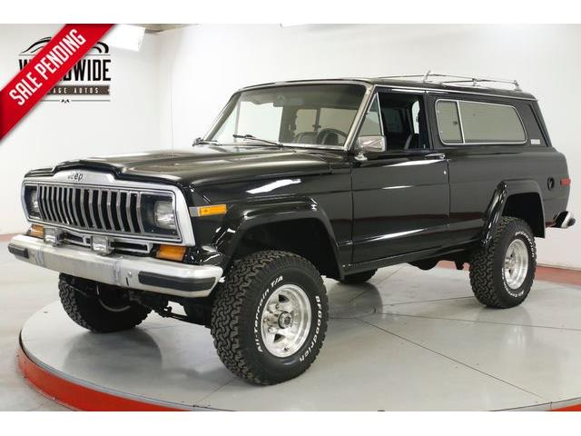 1982 Jeep Cherokee (CC-1299053) for sale in Denver , Colorado