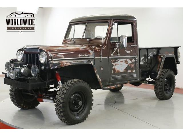 1960 Jeep Willys (CC-1299054) for sale in Denver , Colorado
