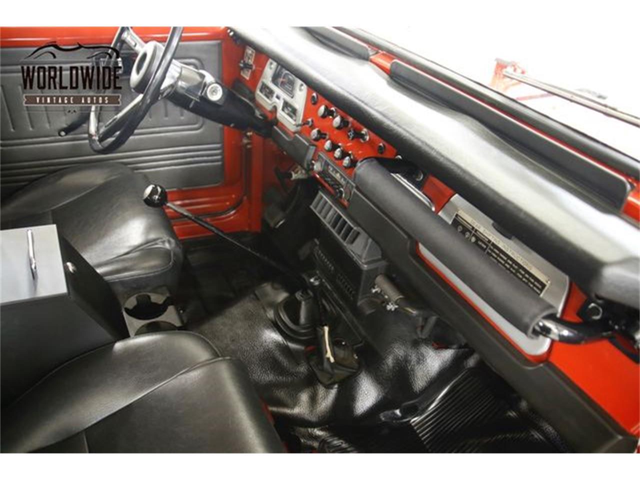 1976 Toyota Land Cruiser FJ (CC-1299055) for sale in Denver , Colorado