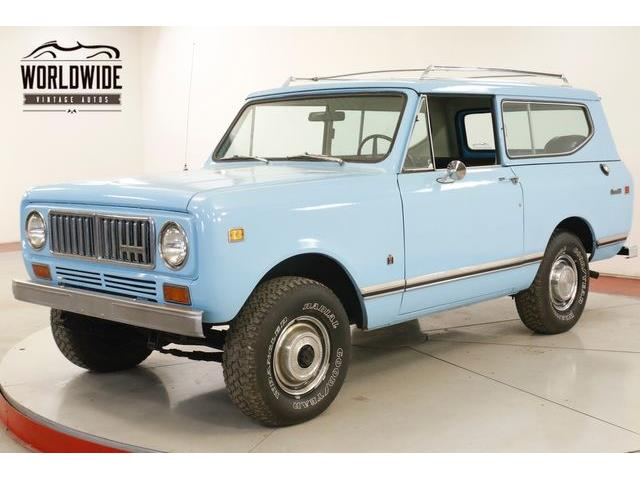 1973 International Scout (CC-1299057) for sale in Denver , Colorado