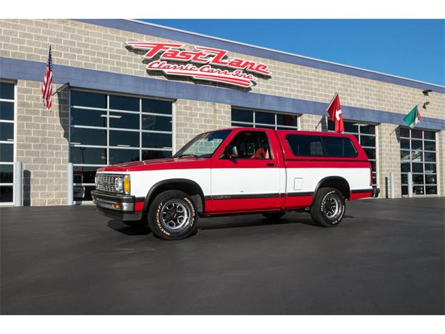 1992 Chevrolet S10 (CC-1299074) for sale in St. Charles, Missouri
