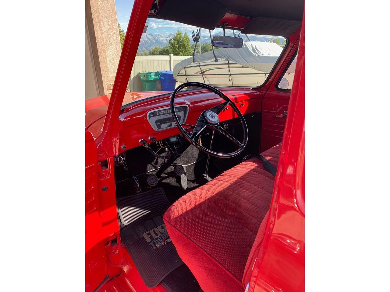 1953 Ford F100 (CC-1299075) for sale in West Pittston, Pennsylvania