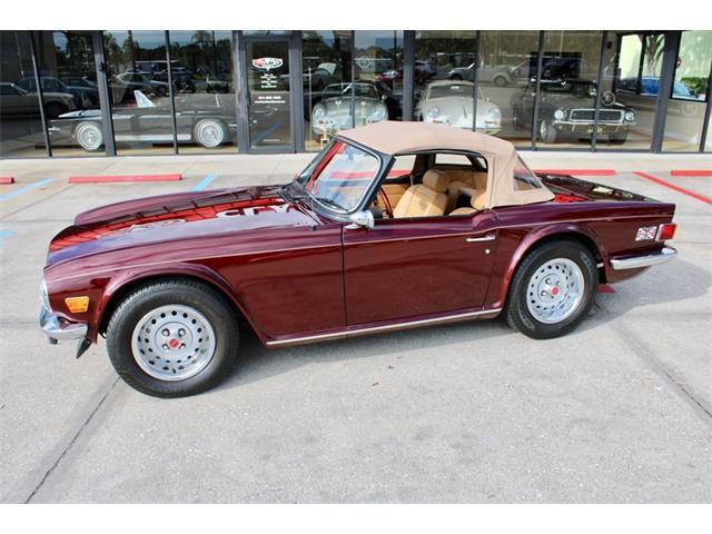 1974 Triumph TR6 (CC-1299087) for sale in Sarasota, Florida