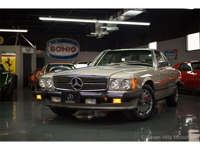 1988 Mercedes-Benz 560 (CC-1299098) for sale in Cincinnati, Ohio