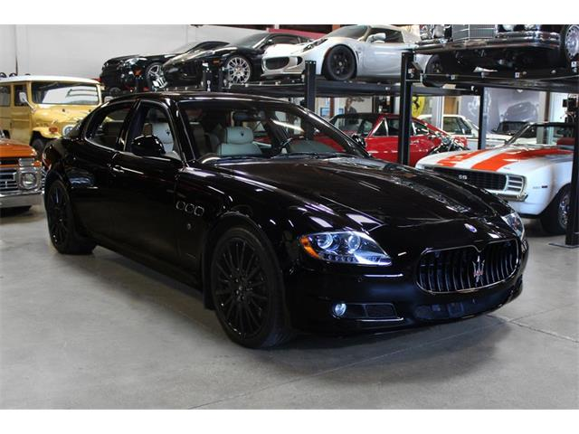 2012 Maserati Quattroporte (CC-1299102) for sale in San Carlos, California
