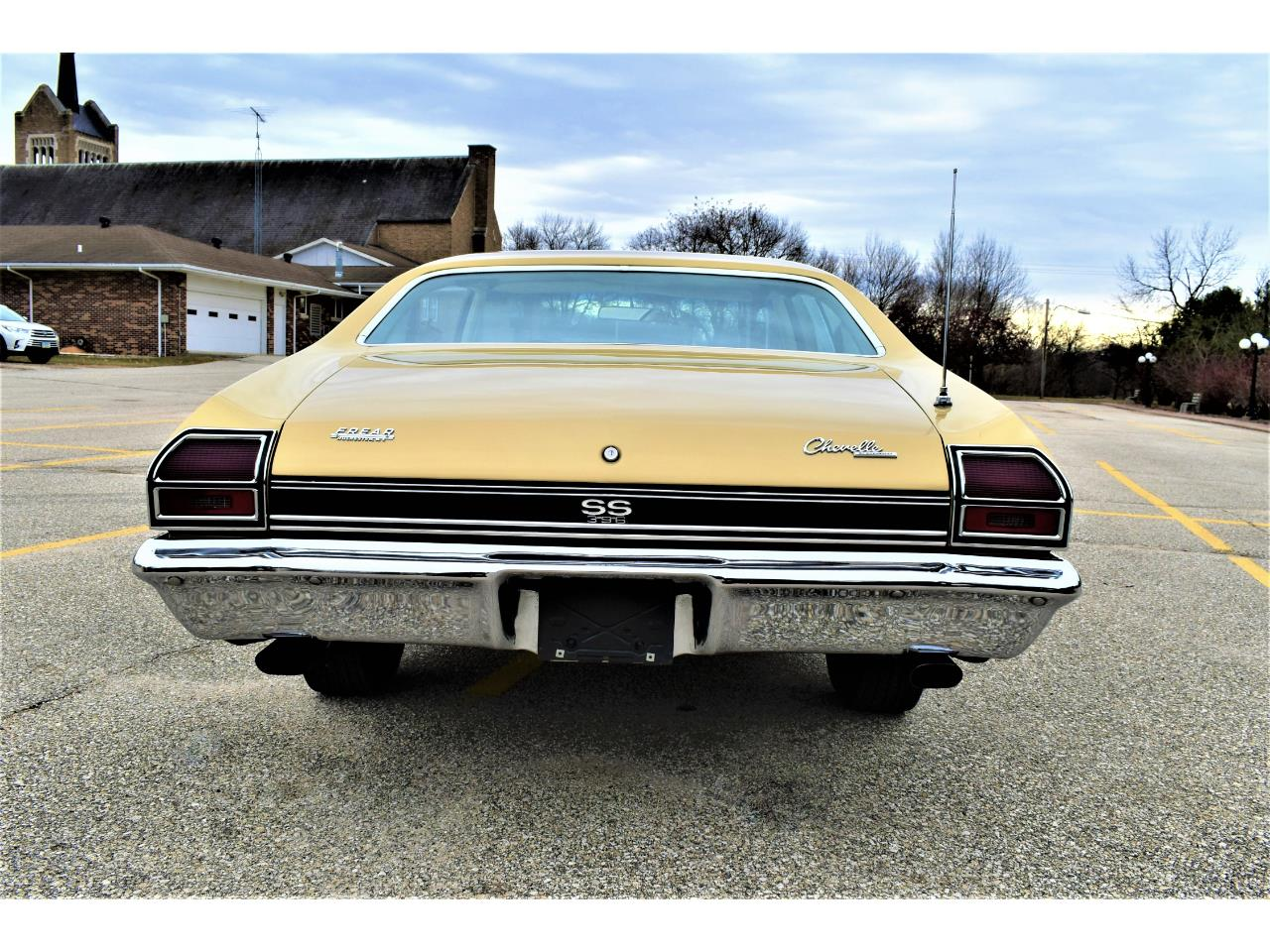 1969 Chevrolet Chevelle Malibu SS (CC-1299112) for sale in Greene, Iowa