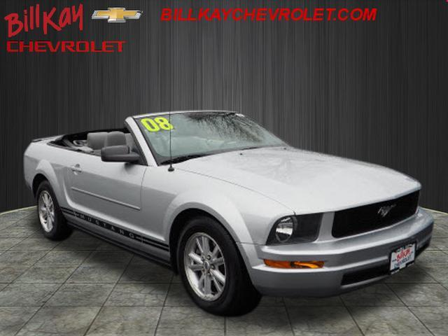 2008 Ford Mustang (CC-1299117) for sale in Downers Grove, Illinois
