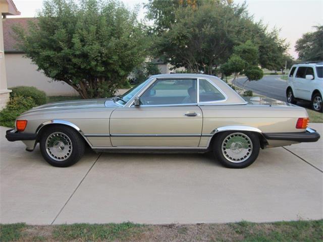 1986 Mercedes-Benz 560SL (CC-1299123) for sale in Dallas, Texas