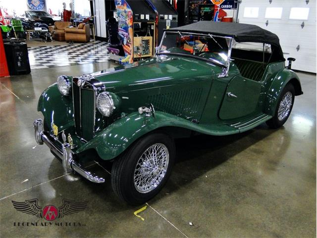 1952 MG TD (CC-1299137) for sale in Beverly, Massachusetts