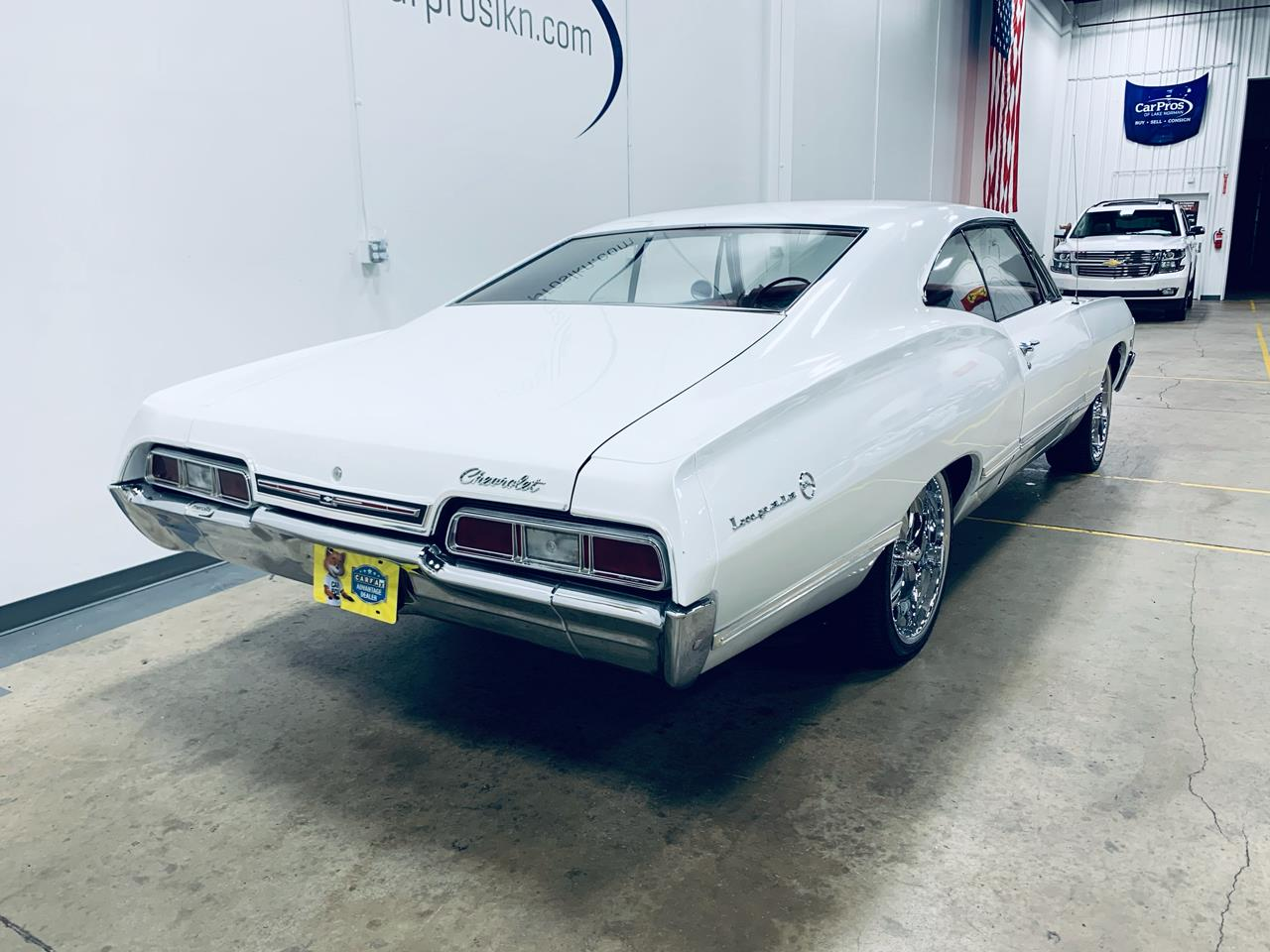 1967 Chevrolet Impala (CC-1299143) for sale in Mooresville, North Carolina