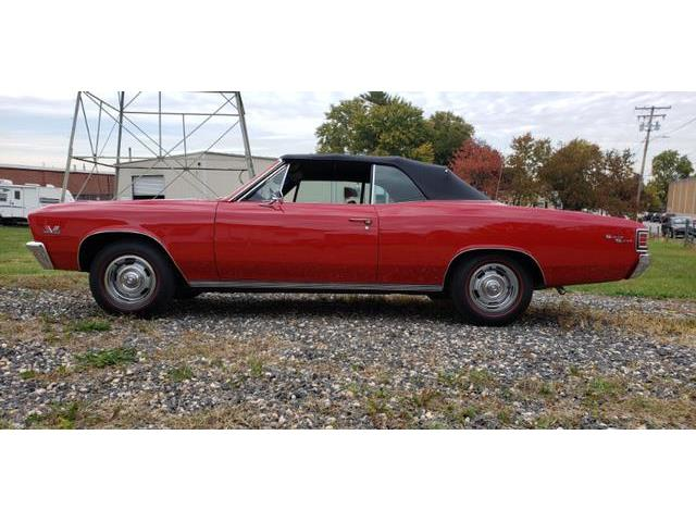 1967 Chevrolet Chevelle (CC-1299146) for sale in Linthicum, Maryland