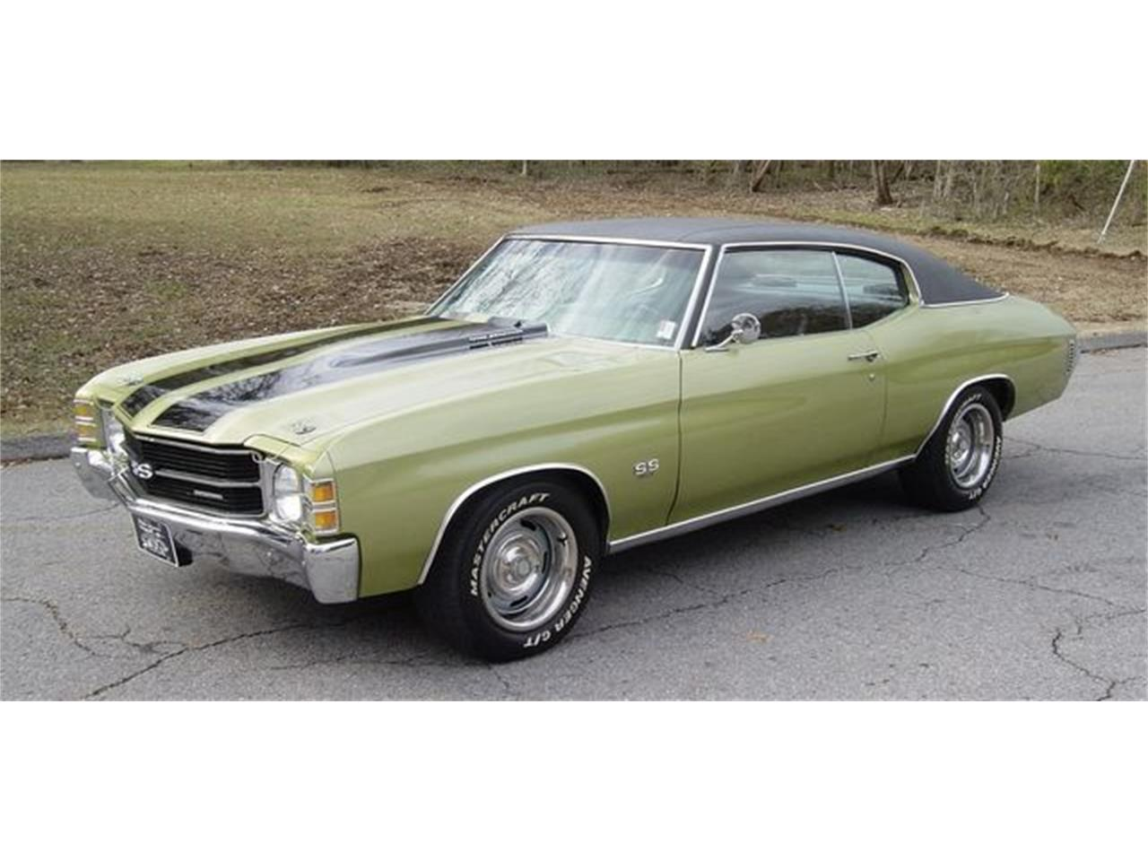 1971 Chevrolet Chevelle (CC-1299151) for sale in Hendersonville, Tennessee