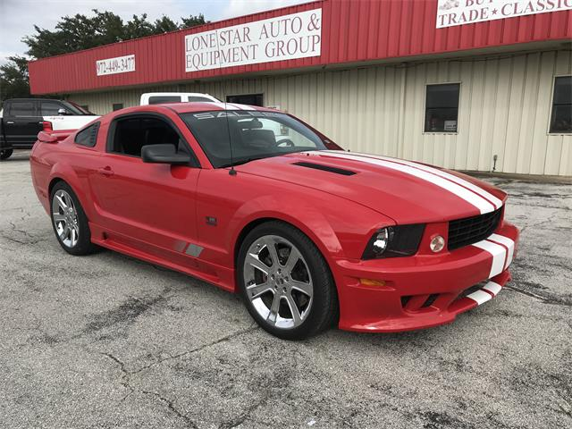 2006 Ford Mustang (Saleen) (CC-1299165) for sale in palmer, Texas