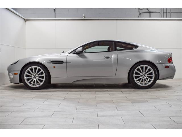 2003 Aston Martin Vanquish (CC-1299166) for sale in Montreal, Quebec