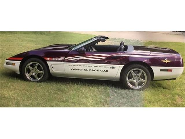 1995 Chevrolet Corvette (CC-1299168) for sale in Mattawan , Michigan