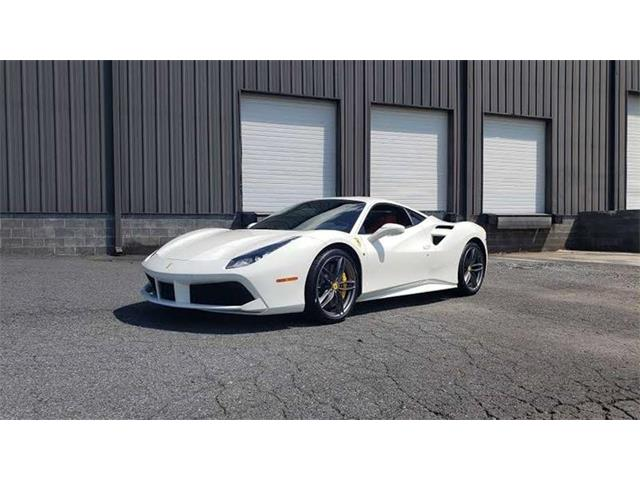2016 Ferrari 488 GTB (CC-1299179) for sale in Charlotte, North Carolina