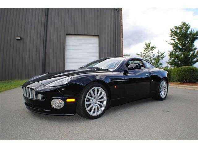 2003 Aston Martin Vanquish (CC-1299191) for sale in Charlotte, North Carolina