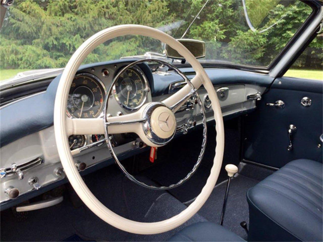 1957 Mercedes-Benz 190SL (CC-1299196) for sale in La Jolla, California