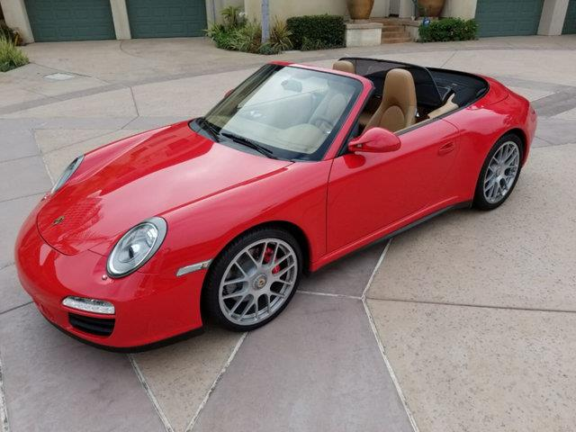 2012 Porsche 911 (CC-1299199) for sale in La Jolla, California