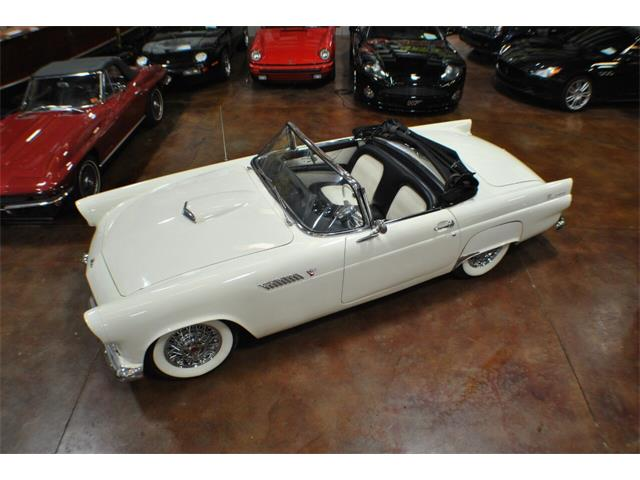 1955 Ford Thunderbird (CC-1299236) for sale in Charlotte, North Carolina