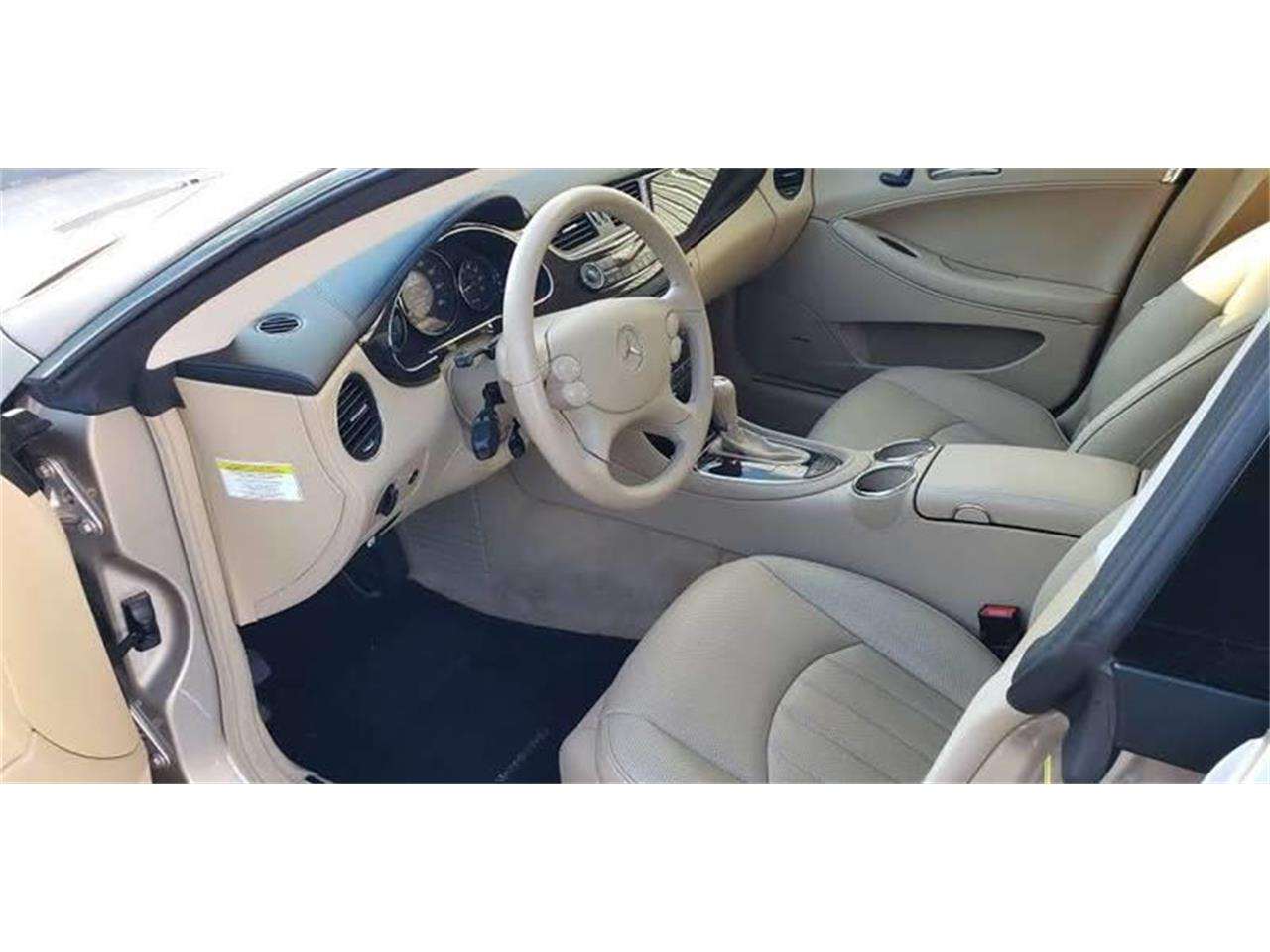 2006 Mercedes-Benz CLS-Class (CC-1299240) for sale in Charlotte, North Carolina