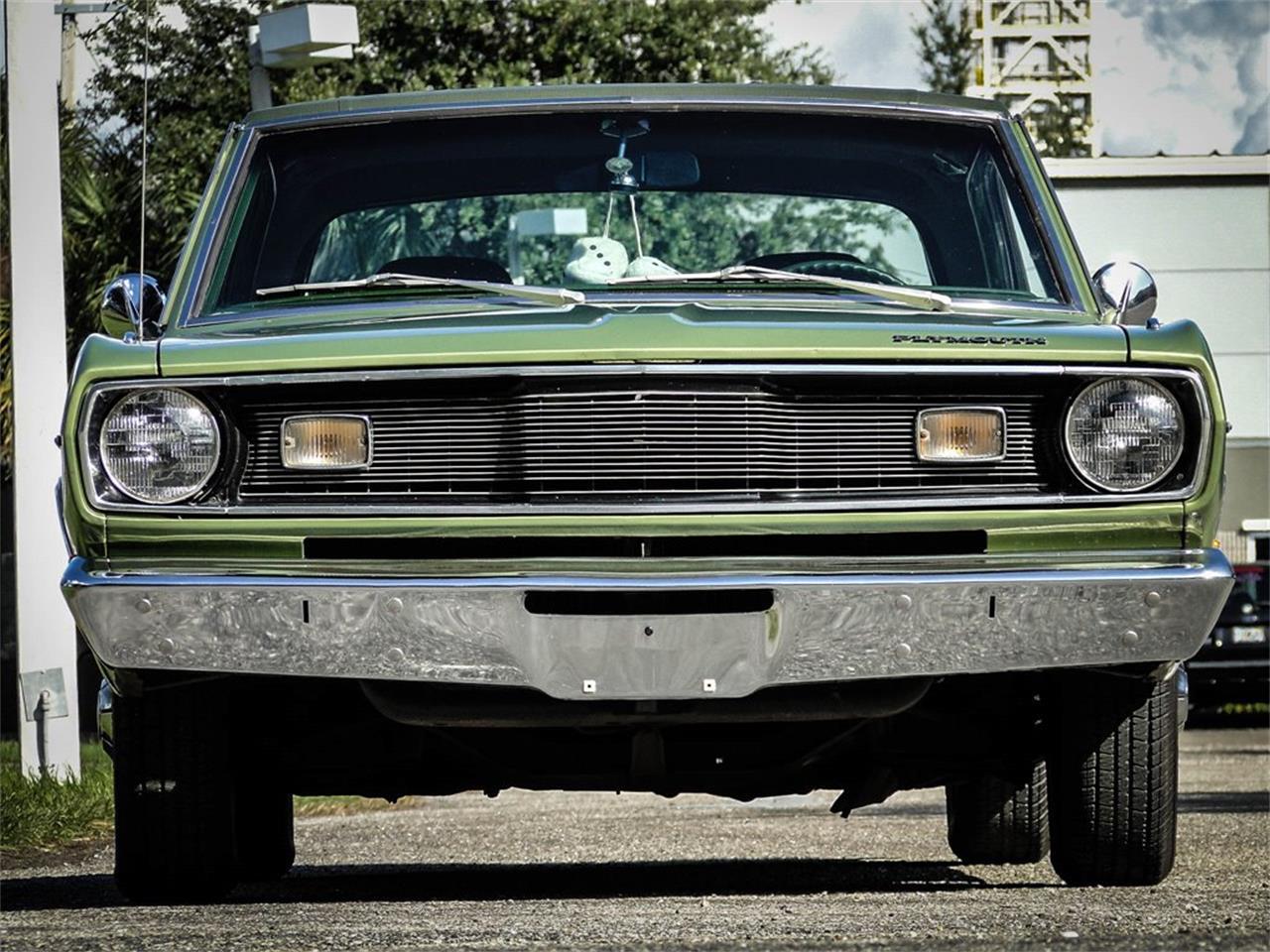 1972 Plymouth Valiant (CC-1299254) for sale in Palmetto, Florida